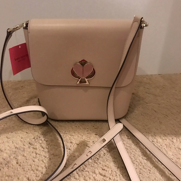 NWT Authentic Kate Spade Make It Mine Customizable Backpack
